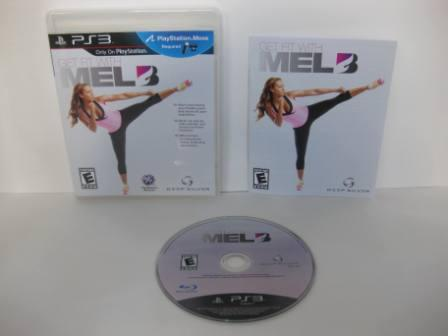 Get Fit With Mel B - PS3 Game